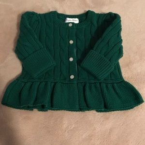 Ralph Lauren Peplum Sweater